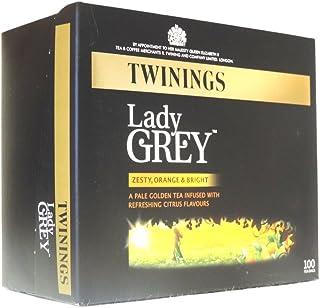 Twinings Lady Grey Tea Bags 100S 250G