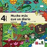 Lecturas: Mucho más que un diario. 4 Primaria. Savia - 9788467579123