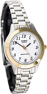Casio General Ladies Watches Metal Fashion LTP-1128G-7B - WW