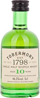 Tobermory 10 Years Old Whisky 1 x 0.05 l