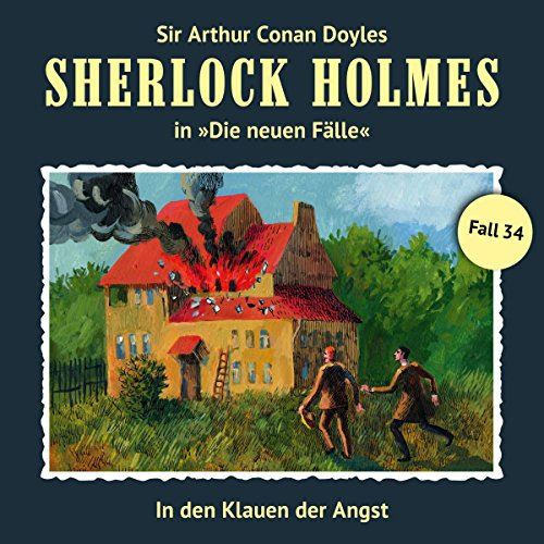 In den Klauen der Angst audiobook cover art