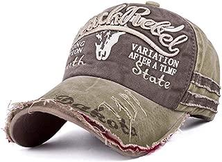 Rghkjlp Orgulloso Arco Iris Labios Orgullo Unisex Ajustable Gorras de b/éisbol Sombreros de Mezclilla Cowboy Sport Outdoor New10