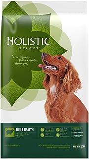Holistic Select Dry Dog Food - Lamb, Rice & Oatmeal - 13.6kg