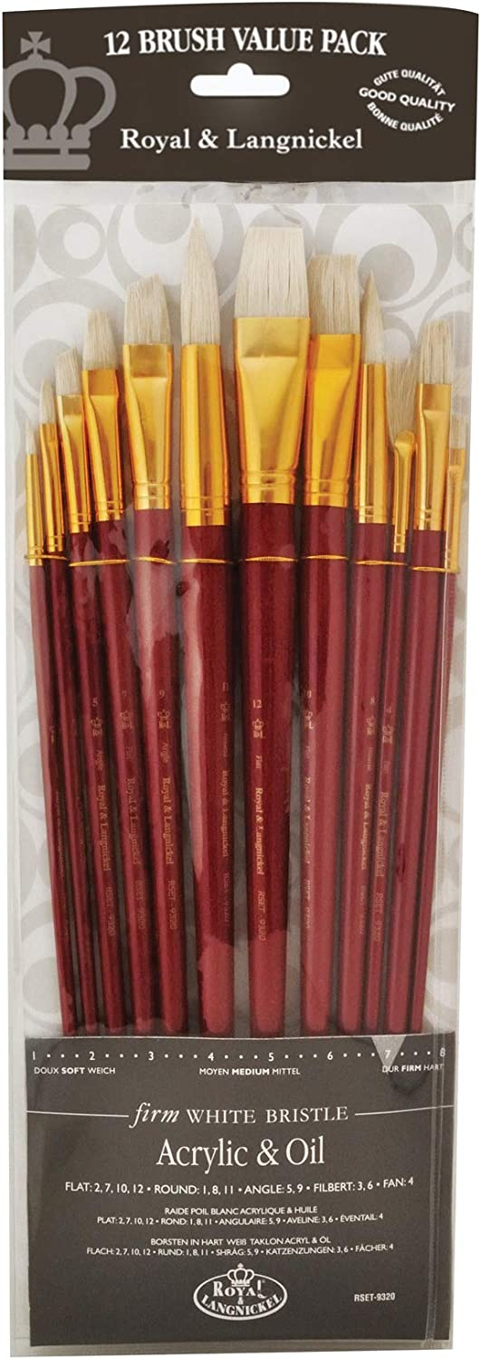 New mail order Royal Brush Manufacturing and Langnickel Zip Today's only Close N' 12-P
