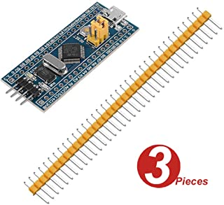 WINGONEER 3Pcs Smart 40Pin STM32 ARM Development Board Minimum System Board/STM32F103C8T6 Core Learning Board Arduino TE435