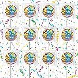 Blue's Clues Party Favors Supplies Decorations Lollipops 12 Pcs