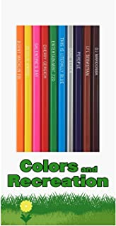 Best parks and recreation colored pencils Reviews
