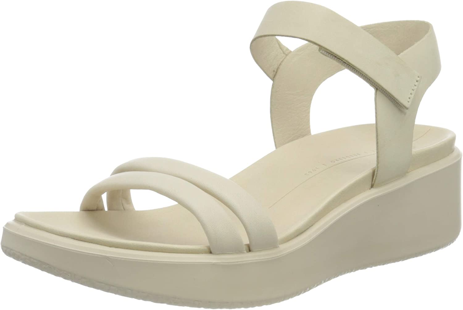ECCO Lowest price challenge Women's Flowt Luxery Ankle Wedge 100% quality warranty Sandal Strap