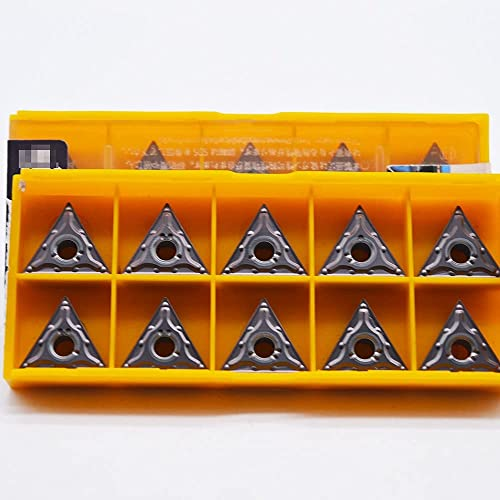 popular ZIMING-1 10pcs TNMG160404- CNC Carbide Inserts discount tools Suitable for machining Steel outlet online sale parts/stainless steel/cast iron sale