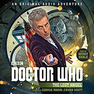 Doctor Who: The Lost Angel cover art
