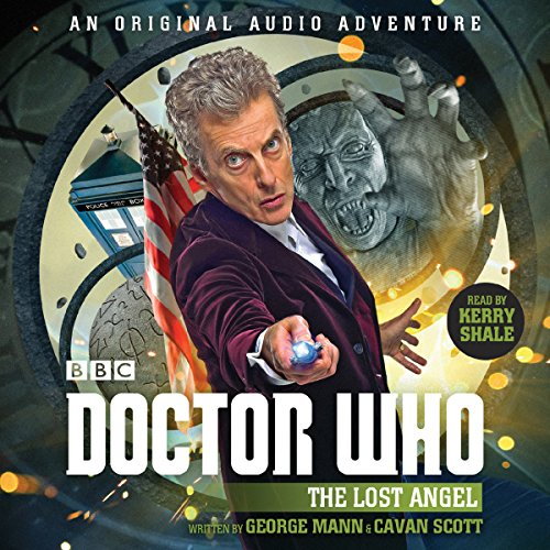 Doctor Who: The Lost Angel audiobook cover art