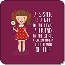 Family Shoping Birthday Gifts for Sister Meaning of Life Fridge Magnet Home Kitchen Office Décor