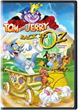 Tom and Jerry Back to Oz (DVD)