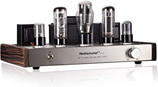 Nobsound Luxury Aiqin L-02 HIFI EL34 Single-ended Class A Vacuum Tube Integrated Amplifier