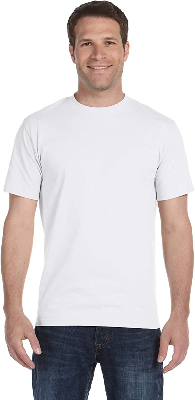 Hanes Men's BEEFY-T Short Sleeve T-shirt TALL 6.1 oz