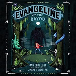 Evangeline of the Bayou audiobook cover art