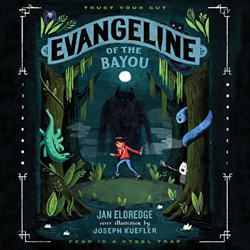 Couverture de Evangeline of the Bayou