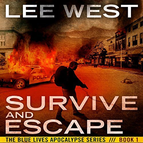 Survive and Escape audiobook cover art