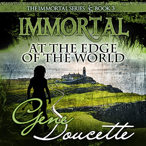 Immortal at the Edge of the World cover art