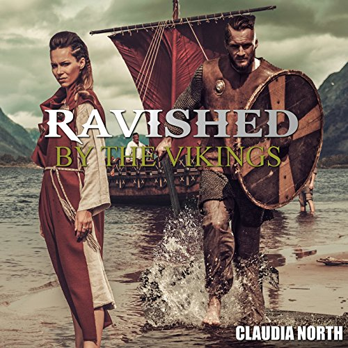 Ravished by the Vikings audiobook cover art