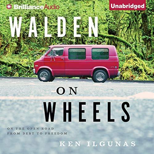 Walden on Wheels audiobook cover art