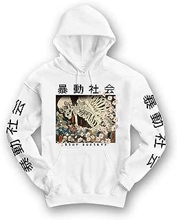 Best japanese graphic hoodie Reviews