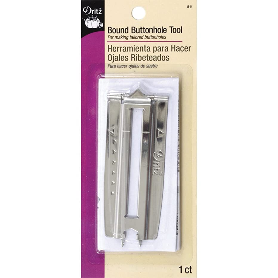Dritz Bound Buttonhole Tool