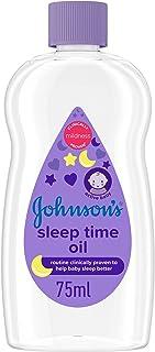 Johnson's Baby Bedtime Oil 75ml