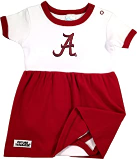 Future Tailgater Alabama Crimson Tide Baby Onesie Dress