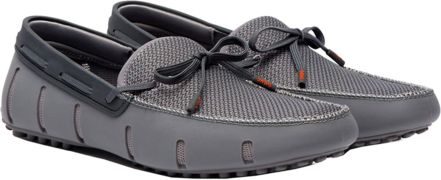 SWIMS Men's Lux Lace Loafer Driver DT