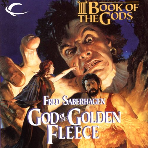 God of the Golden Fleece audiobook cover art