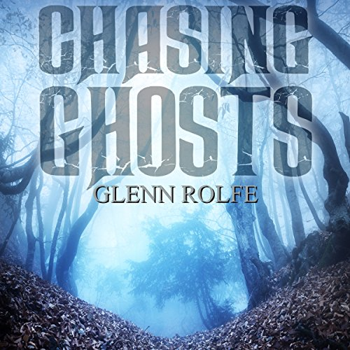Chasing Ghosts audiobook cover art