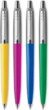 Parker Jotter Originals Ballpoint Pen Collection, Medium Point, Black Ink, 4 Count