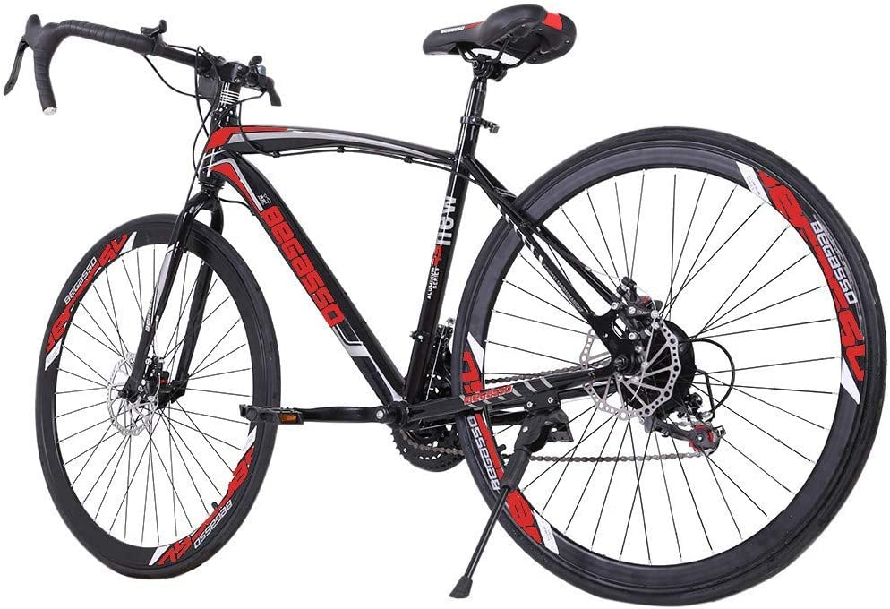 ZAIJMKD Lightweight Selling Aluminum Detroit Mall Road Bikes Suspension Whe Full 700c