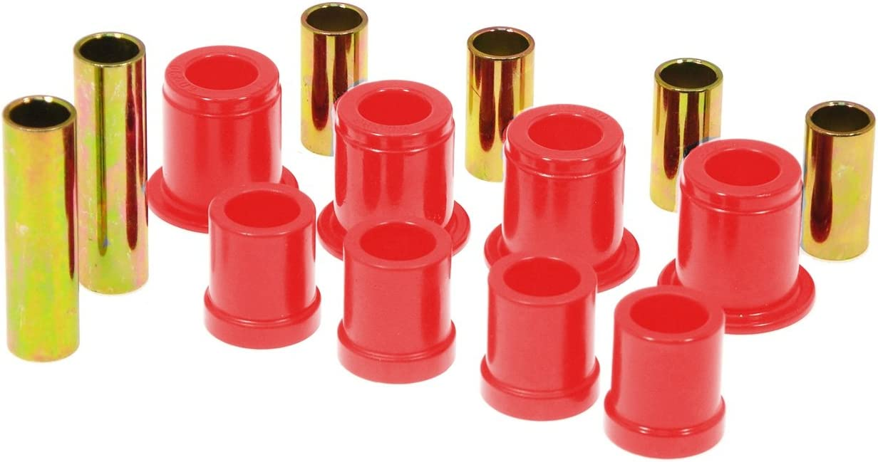 Prothane 14-202 Tulsa Mall Red Front Control 2021 new Bushing Arm Kit