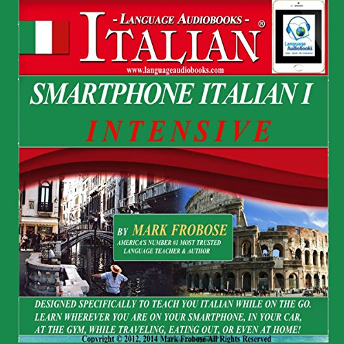 Smartphone Italian 1 Intensive cover art