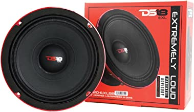 "$109 » DS18 PRO-EXL88 Loudspeaker - 8"", Midrange, Red Aluminum Bullet, 800W Max, 400W RMS, 8 Ohms, Ferrite Magnet - For the Peple..."