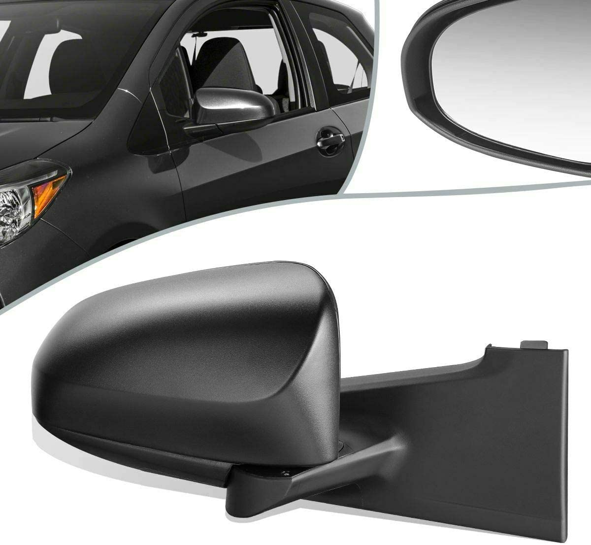 Chicago Mall BreaAP Compatible with 12-14 sold out Yaris OE Hatchback Style