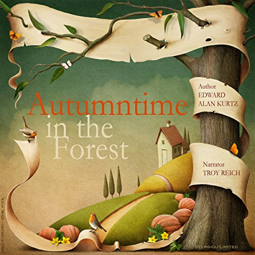 Autumntime in the Forest audiobook cover art