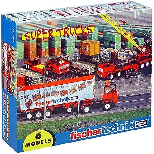 Fischertechnik 77790 - Super Truck