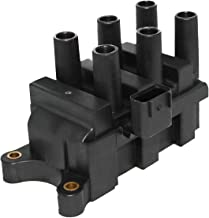 Ignition Coil Compatible for Ford F-150 E-150 E-250 Mazda Mercury V6 2.5L 3.0L 3.8L 3.9L Fits for C1312 DG485 FD498