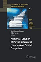 Numerical Solution of Partial Differential Equations on Parallel Computers: 51