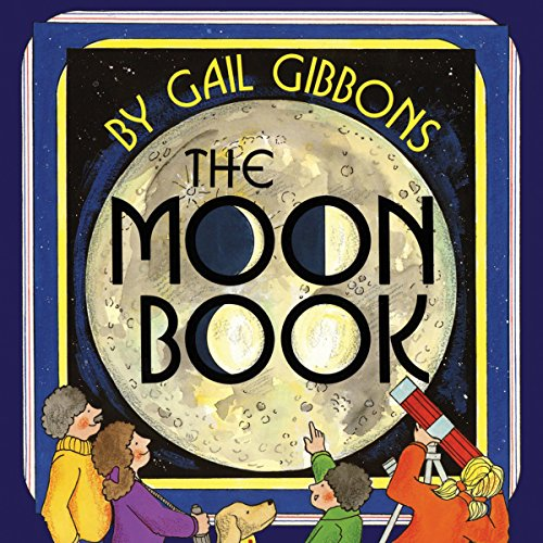 The Moon Book audiobook cover art