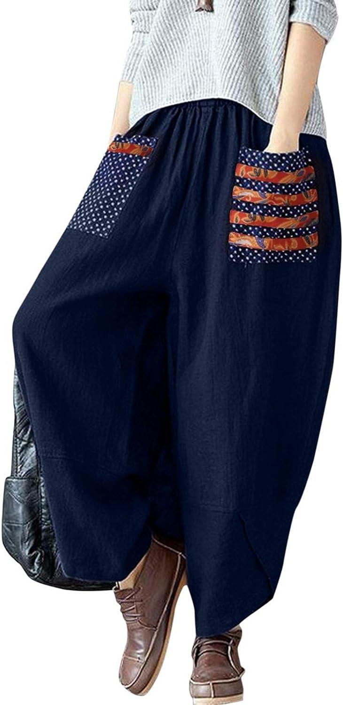 Harem Pants for Women Boho Beach Ranking Ranking TOP12 TOP5 Casual Loose Wide Leg Bag