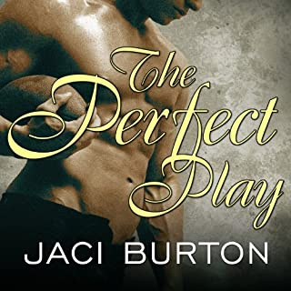 The Perfect Play audiobook cover art