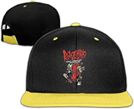 Big and Little Boys' Fitted Hats Rob Zombie Adjustable Snapback