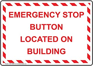 safety stop button