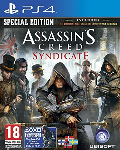 Assassin's Creed: Syndicate  Special Edition [PlayStation 4]