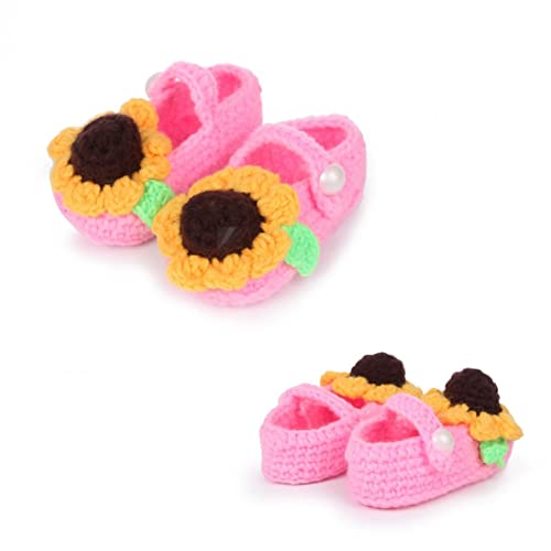 ce27a1f788f21 Knitting Baby Shoes: Amazon.com
