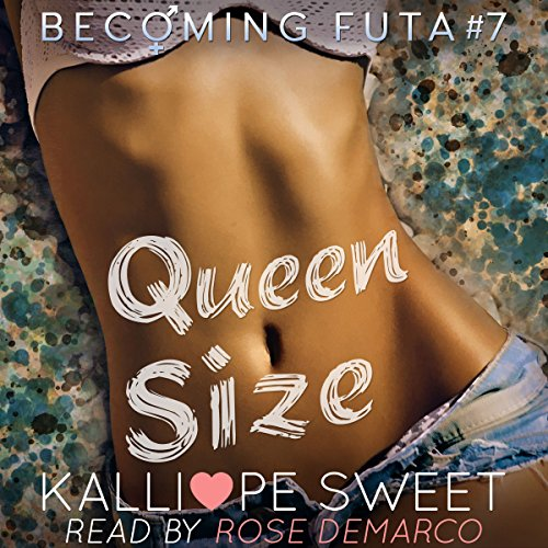 Queen Size audiobook cover art